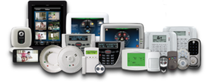Victorville Alarm System control panel asap security